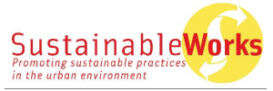 Sustainable Works logo1 300x101 A Free Green Living Workshop