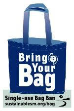 BagBanLogoWEB Single Bag Ban ENFORCEMENT coming soon   Will it be Martial Law in Santa Monica?